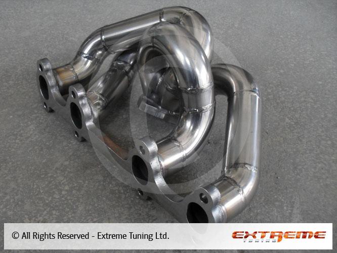 Alfa romeo 75 ts exhaust manifold 16