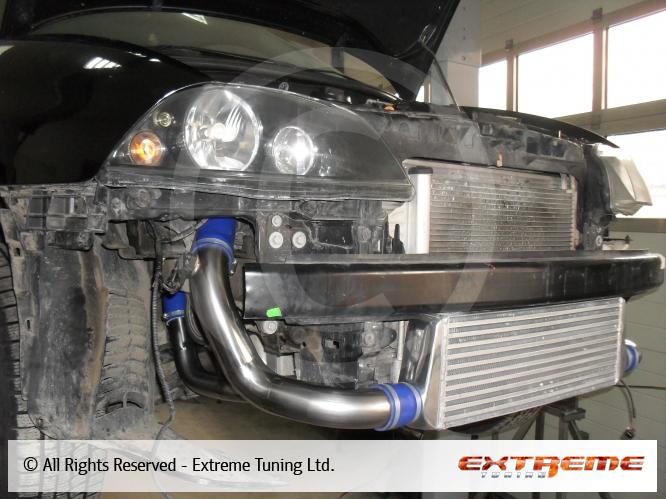 Seat Ibiza 1.9TDI - Front mount intercooler | Sport exhausts | Exhaust manifolds | Sport exhaust ...