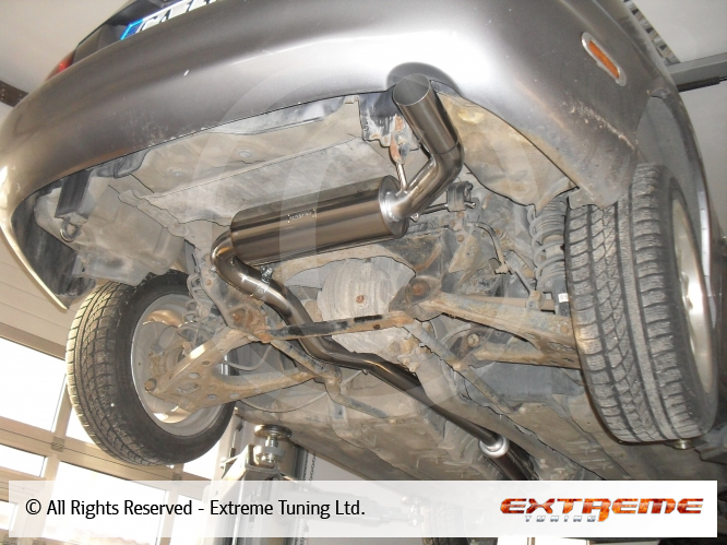 Toyota Land Cruiser Parts Mazda MX-5 - Exhaust system | Sport exhausts | Exhaust manifolds ...