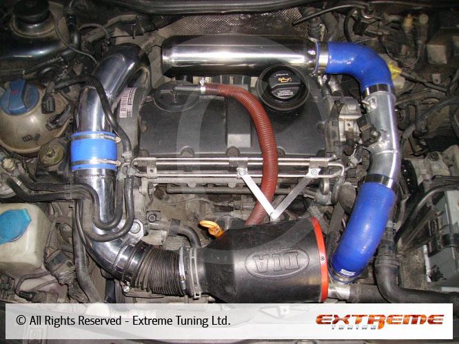 Monster Golf 4 1 9TDI 300hp - Exhaust manifold, Intake