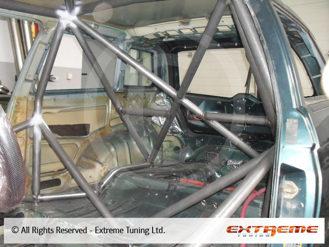 Manufacturing And Installing Roll Cages Sport Exhausts
