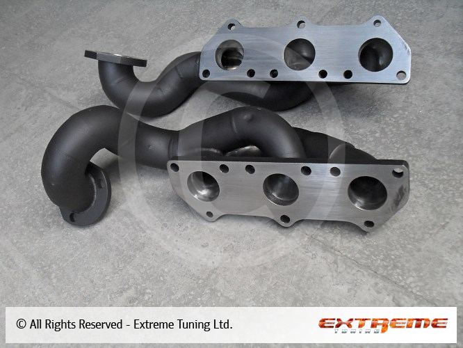 Audi A6 S4 Rs4 Bi Turbo Exhaust Manifold For K04