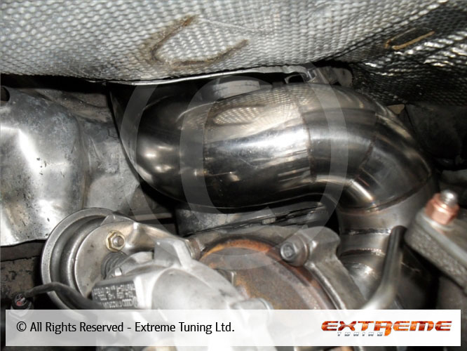 Seat Leon 1 9tdi 4motion Turbo Boost Tubes And Exhaust