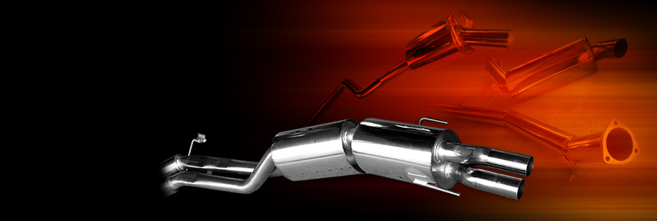 Manufacturing sport mufflers and exhausts