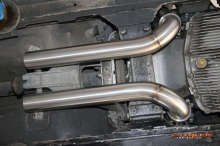 Alfa Romeo 75/GTV6, 2.5, 3.0, 3.5, 3.9 V6 12V - Exhaust manifolds for street and race use