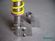 Designing and manufacturing suspensions