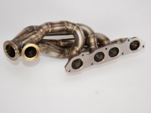Honda S2000 – Exhaust manifold, Turbo Tial, V band, еxternal wastegate Tial 44