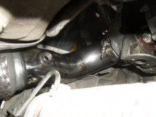 Seat Leon 1.9 TDI -Exhaust manifold and system, turbo boost tubes, EGR