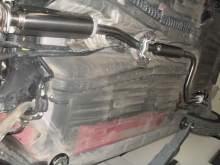 Honda Civic 1.6 VTEC - Sport exhaust system - 50mm