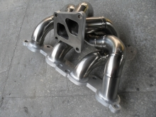 Nissan 200sx S13 SR20DET - Exhaust manifold, downpipe