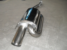 Honda Accord Coupe - Twin Loop exhaust system