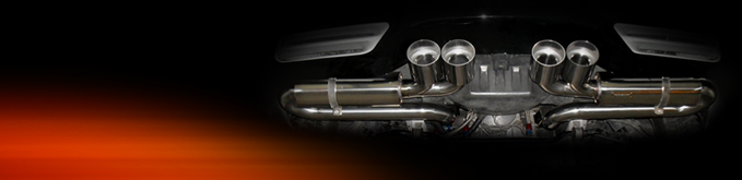 BMW M3 - Cat-back exhaust